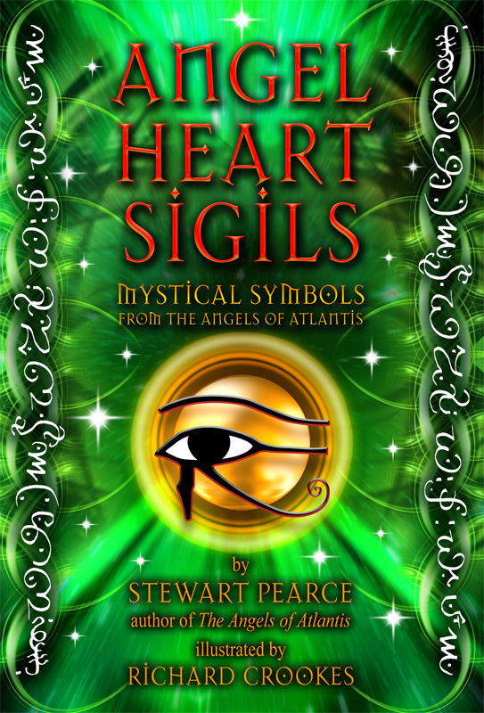 HEART SIGILS ORACLE by Stewart Pearce - DIANA THE VOICE OF CHANGE