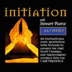 Initiation with Stewart Pearce - Diana the Voice of Change