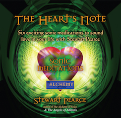 Heart's Note by Stewart Pearce - Diana the Voice of Change