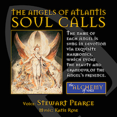 Angel Atlantis with Stewart Pearce - Diana the Voice of Change