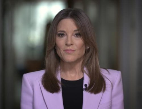 MARIANNE WILLIAMSON – THE VOICE OF LOVE is THE VOICE OF CHANGE Part Five