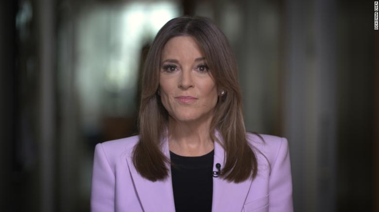 MARIANNE WILLIAMSON – THE VOICE OF LOVE is THE VOICE OF CHANGE Part Two