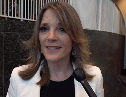 MARIANNE WILLIAMSON – THE VOICE OF LOVE is THE VOICE OF CHANGE Part Three